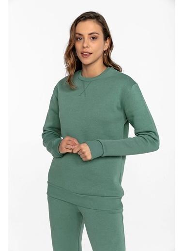 Tiffany&Tomato Sweatshirt Yeşil